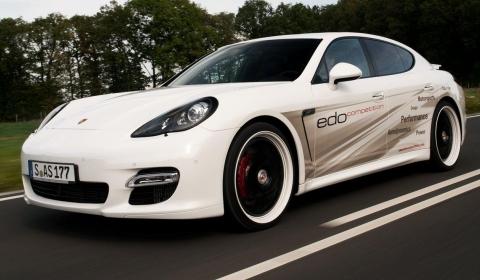 """Porsche Panamera Turbo S """"hàng khủng"""" của Edo Competition"""