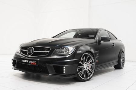 Siêu xế độ 'đội lốt' Mercedes-Benz C-Class
