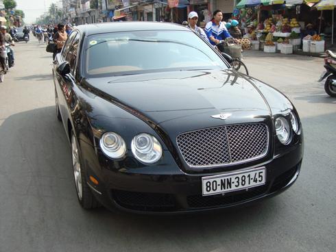 Bộ sưu tập xe sang đất cảng Hải Phòng
