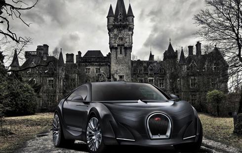 Siêu xe Bugatti 16C Galibier
