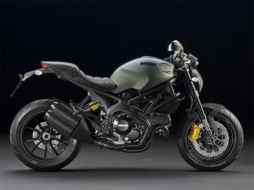 Ducati Monster Diesel - xế nổ mang phong cách thời trang