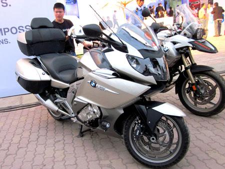 'Lộ diện' mô tô hơn 1,3 tỷ đồng ở Hà Nội