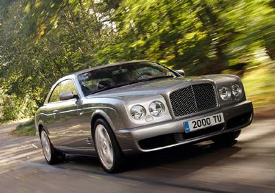 'Đột nhập' nhà máy Bentley