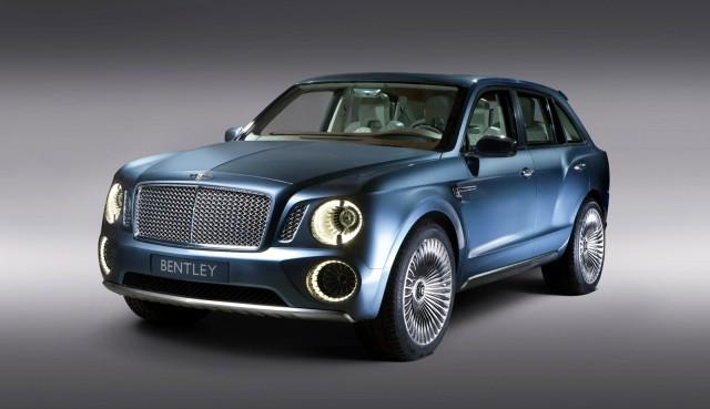 Bentley tham gia giải đua khắc nghiệt nhất hành tinh