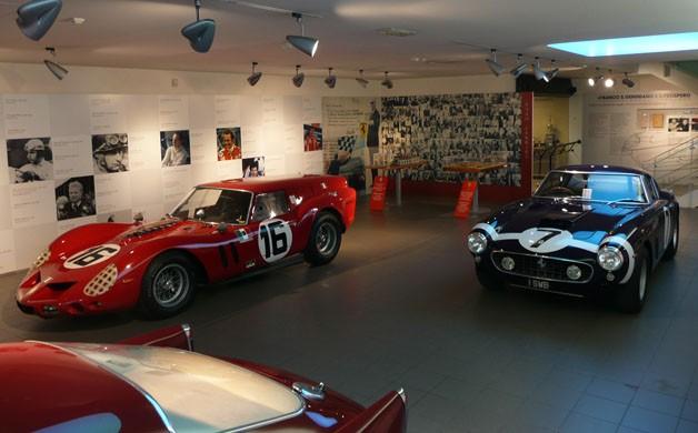 Ferrari kỉ niệm 60 năm thương hiệu 250 GT