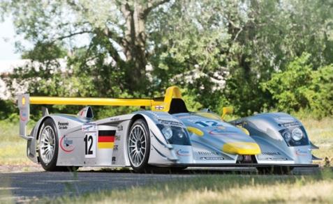 Audi R8 Le Mans có giá 1.034 triệu USD