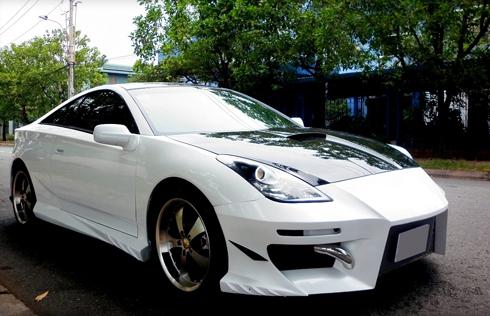 Thợ Việt Nam độ Toyota Celica