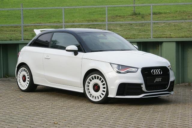 ABT Sportsline nâng cấp Audi A1 Quattro