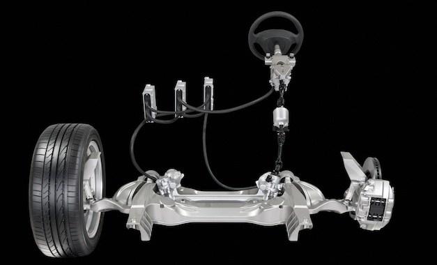 Công nghệ lái độc lập đầu tiên của Nissan