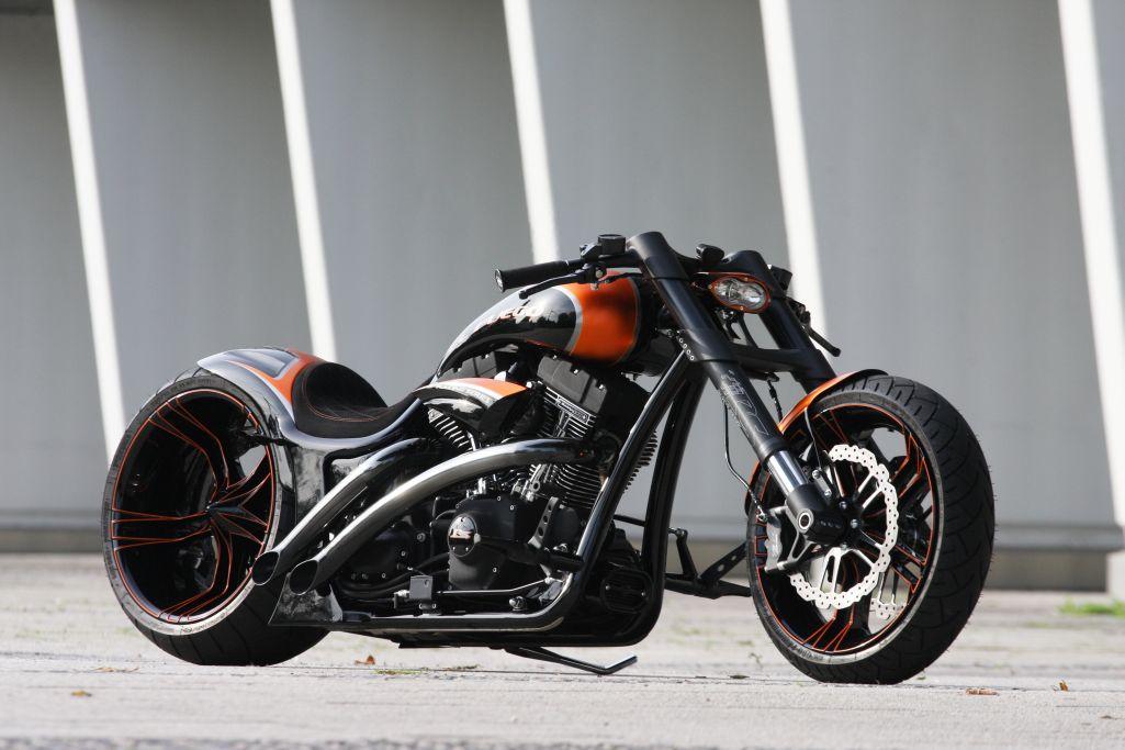 Thunderbike El Fuego – đỉnh cao của xế nổ
