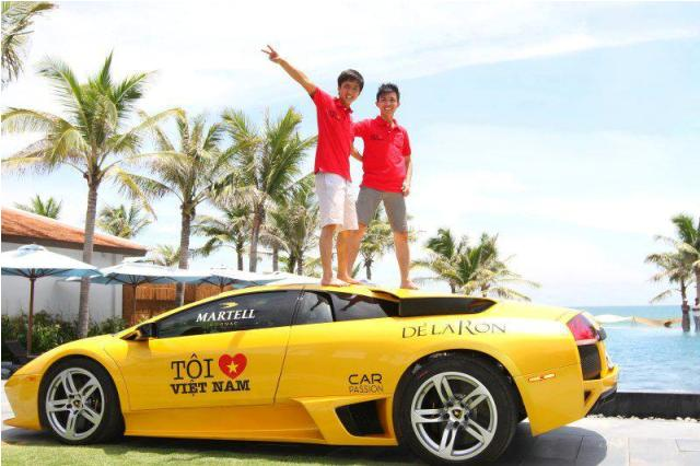 Báo nước ngoài nói về văn hóa siêu xe tại Việt Nam