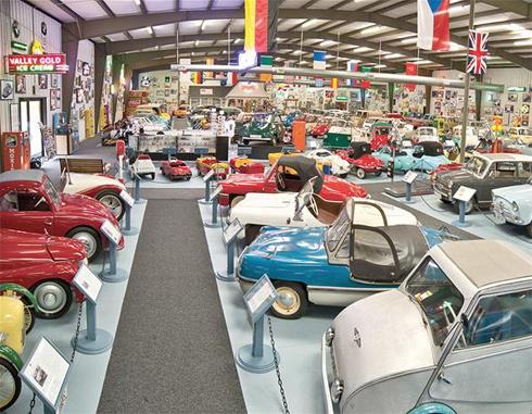 Bộ sưu tập xe mini giá 11 triệu USD