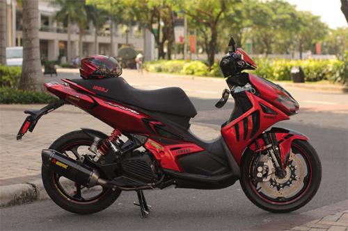 Bộ sưu tập Yamaha Nouvo độ tuyệt đẹp của dân chơi Việt
