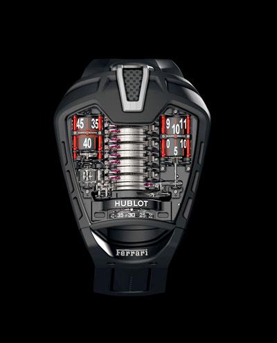 Đồng hồ cao cấp của hãng siêu xe