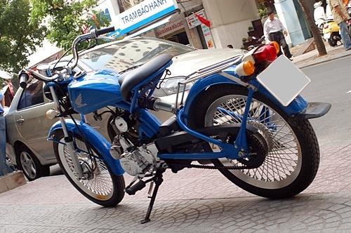 Honda Solo - xế lạ Sài thành