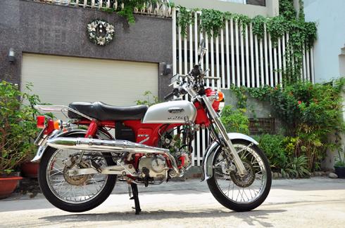 Mốt chơi xe cũ của giới trẻ Sài Gòn