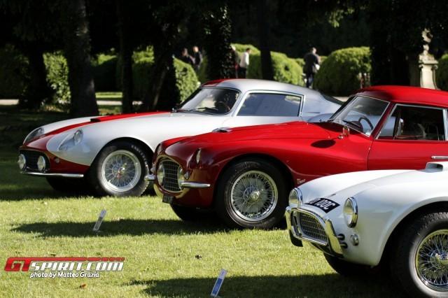 Siêu xe quy tụ tại Concours d'Elegance Villa d'Este 2013