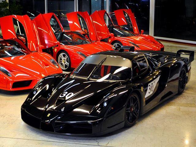 Rao bán chiếc Ferrari Enzo và FXX của Schumacher