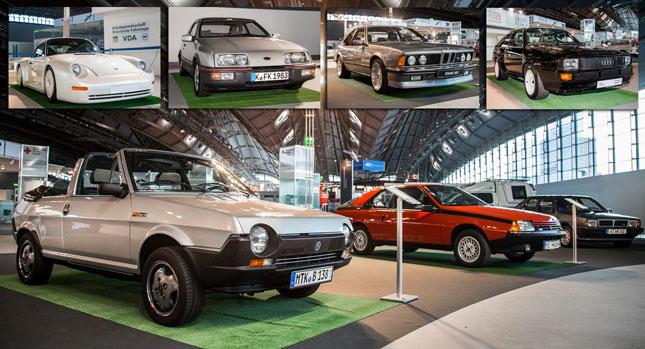 Xem triển lãm 1983 ở Frankfurt Motor Show…2013