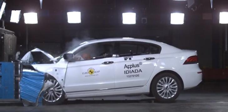 Xe Trung Quốc cũng đạt chất lượng 5 sao