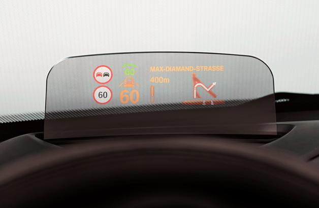 Mini trang bị hệ thống trợ lái mới cho các dòng xe tương lai
