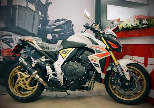 Honda CB1000R LCR 2013 độc nhất Việt Nam