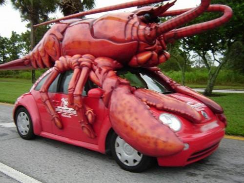Những mẫu xe dành cho Halloween