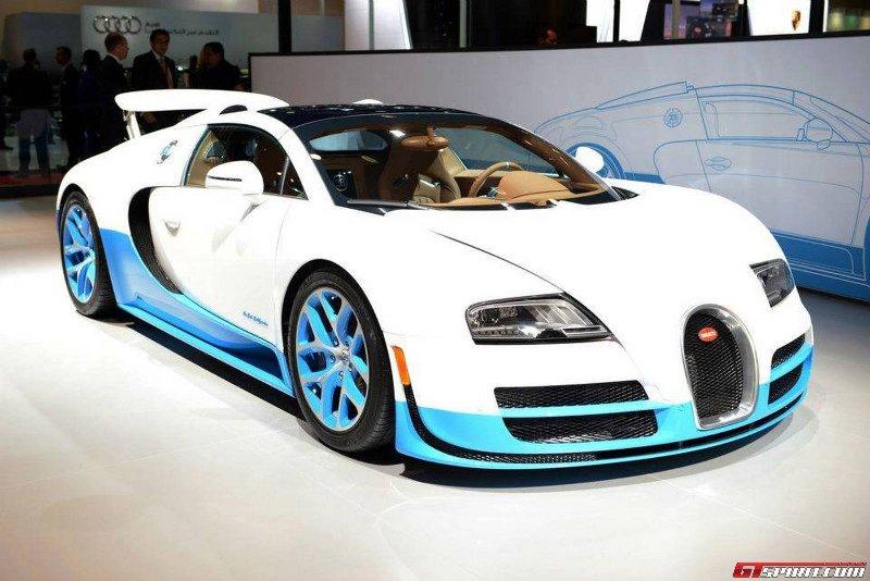 Năm 2013: Một năm đáng nhớ của Bugatti