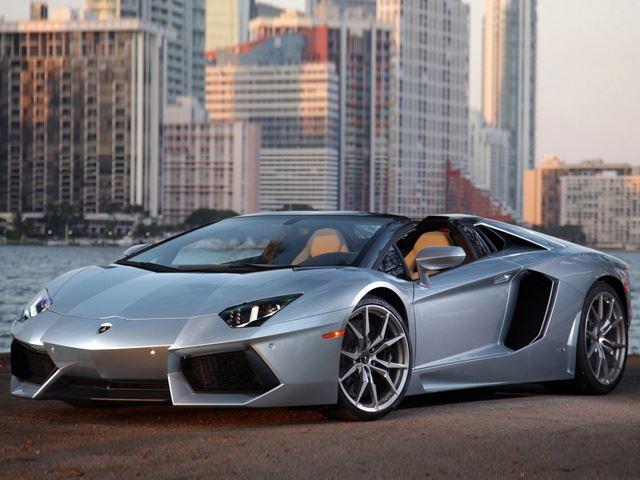 Mua nhà tặng Lamborghini Aventador Roadster