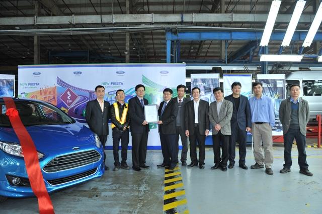 Bộ KH và CN công nhận EcoBoost là sản phẩm công nghệ mới