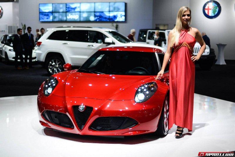 Khám phá triển lãm Vienna Motor Show 2014 qua ảnh