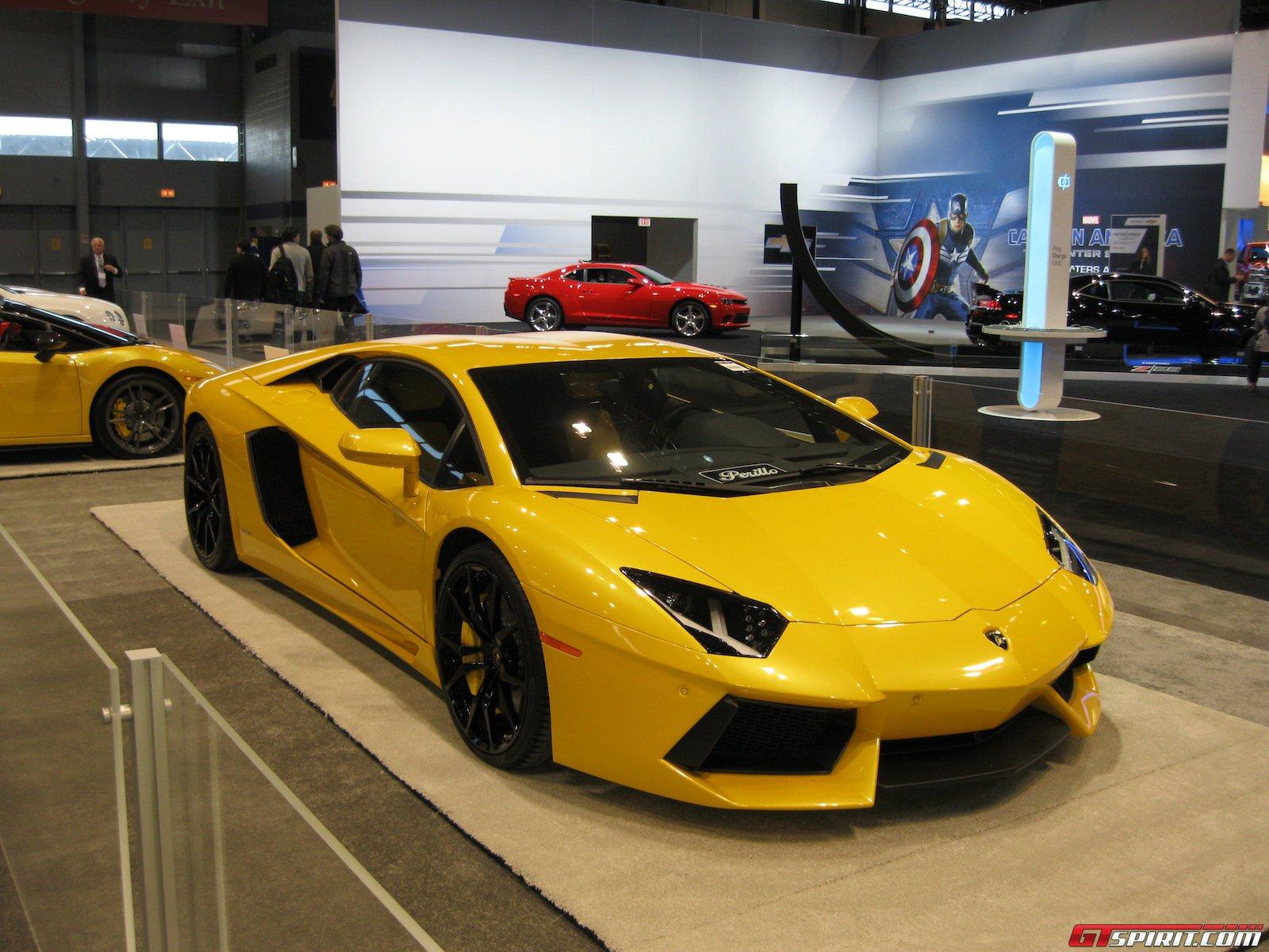 """Điểm mặt dàn xe """"đỉnh"""" tại triển lãm Chicago Auto Show 2014"""