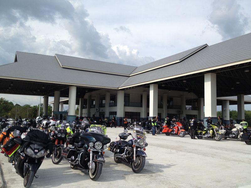 Biker Việt tham gia ngày hội mô tô lớn nhất châu Á