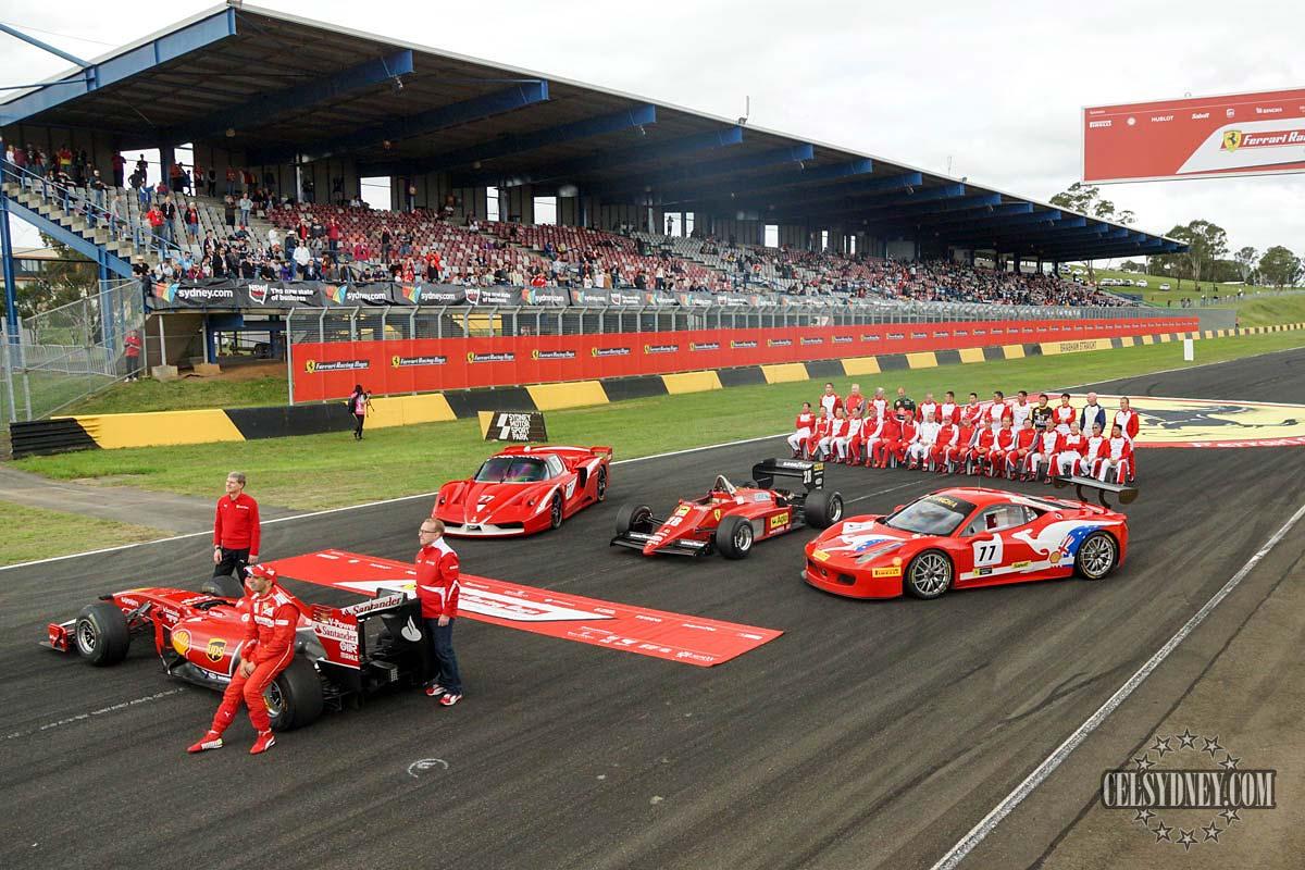 Ferrari Racing Days: Ngày hội của tốc độ và đam mê