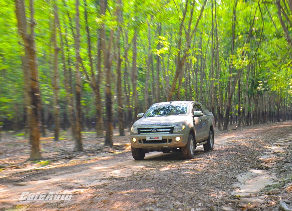Ford cam kết cắt giảm khí thải, bảo vệ môi trường