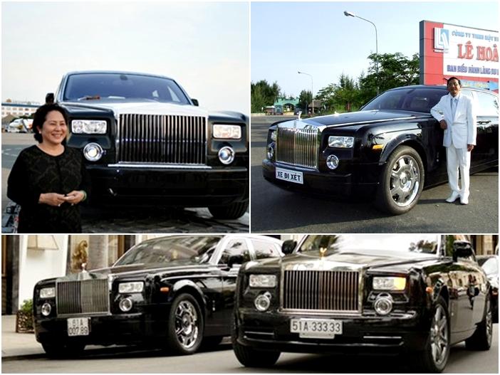 Những đại gia Việt sánh vai cùng Rolls-Royce (P.2)