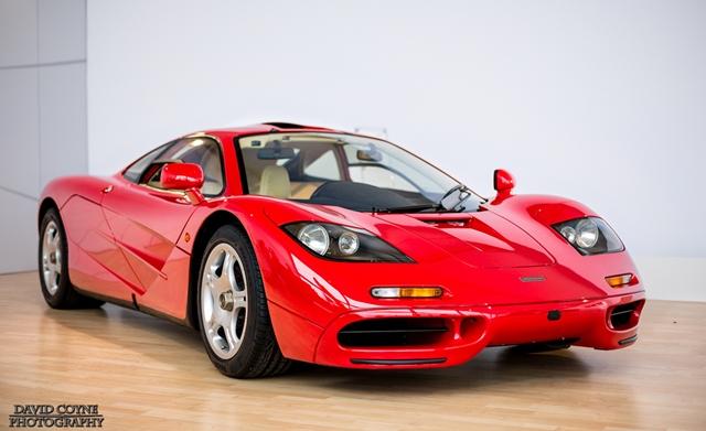 Sốc với siêu xe cũ có giá 10 triệu USD