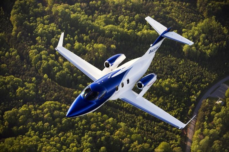 Máy bay đầu tiên của Honda sắp ra mắt
