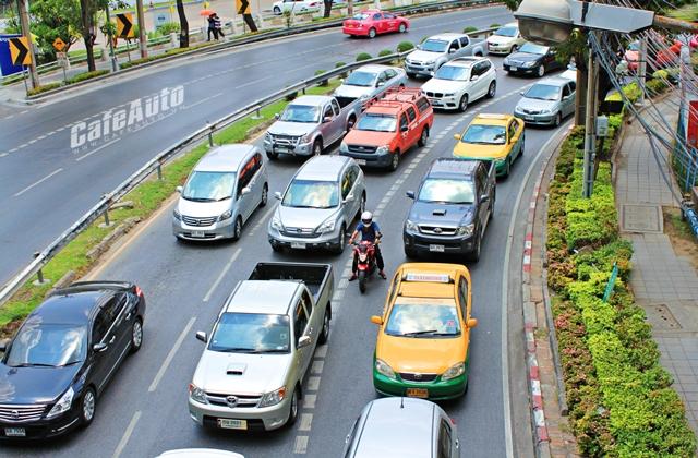 """Xe hơi ở những nước láng giềng - Kỳ 2: Thái Lan và hình tượng về """"xã hội xe hơi"""""""
