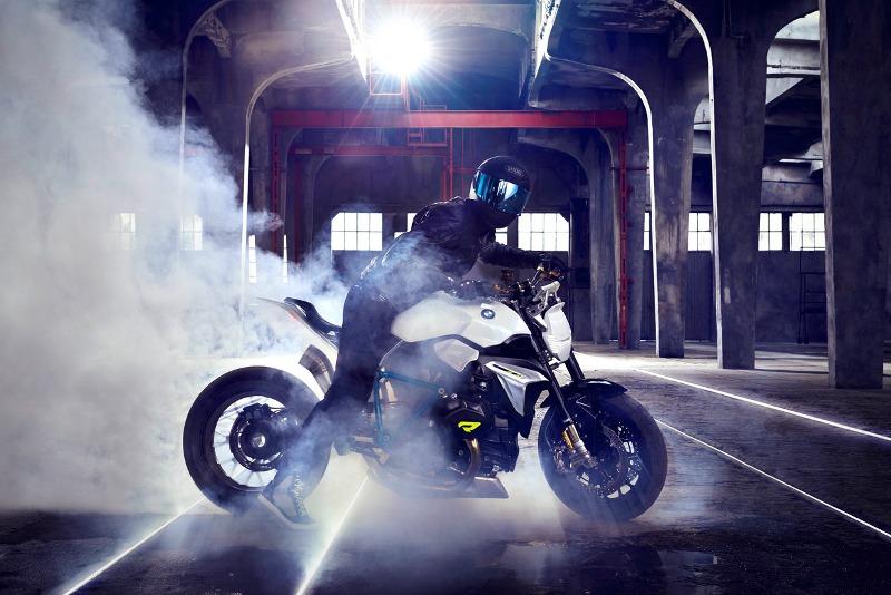 Lộ diện BMW Concept Roadster siêu