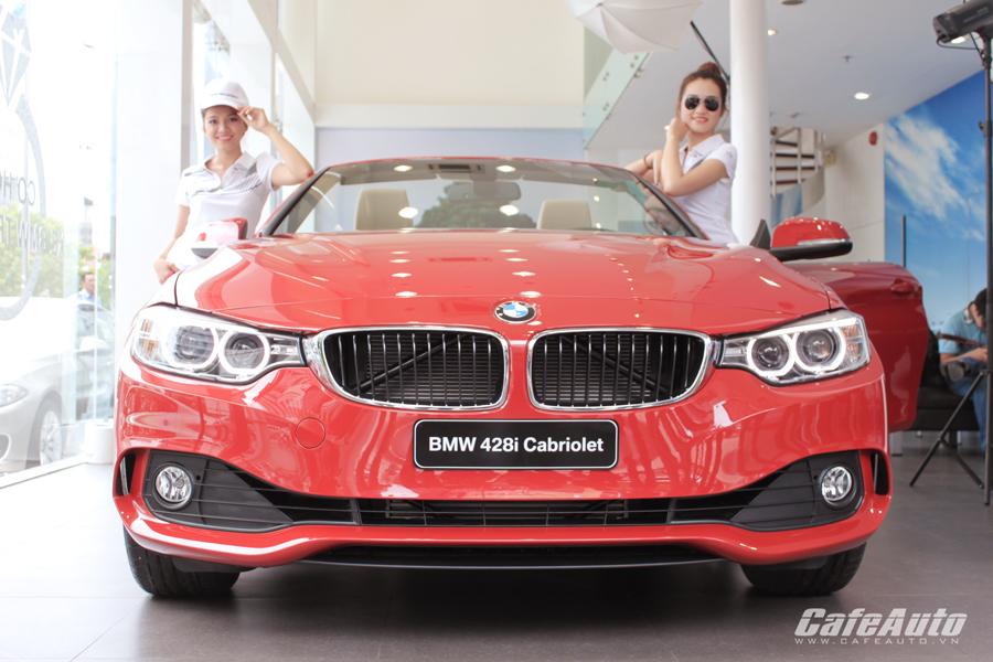 BMW Series 4 Convertible về Việt Nam giá trên 2,8 tỷ