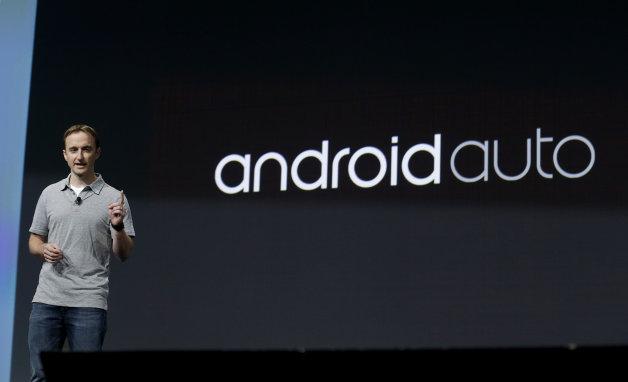 Google trình làng hệ điều hành Android Autos OS