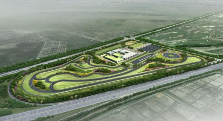 BMW mở Driving Center đầu tiên tại châu Á