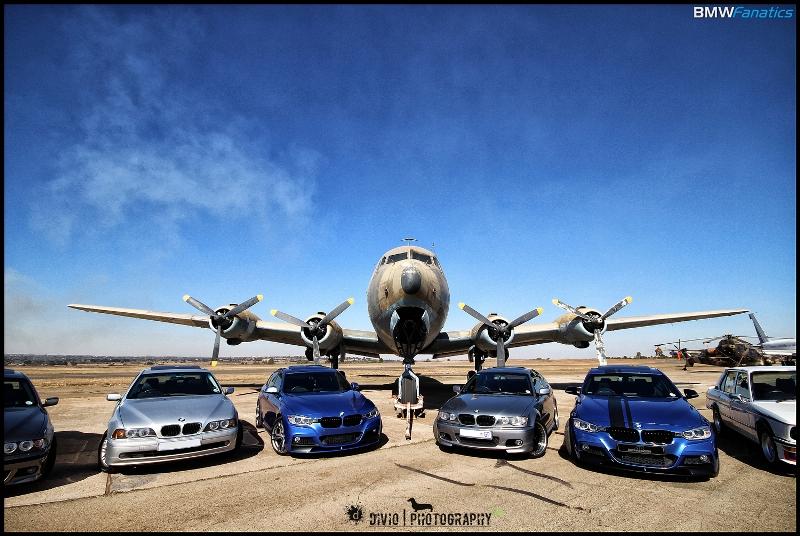 Fan BMW họp mặt hoành tráng tại Nam Phi