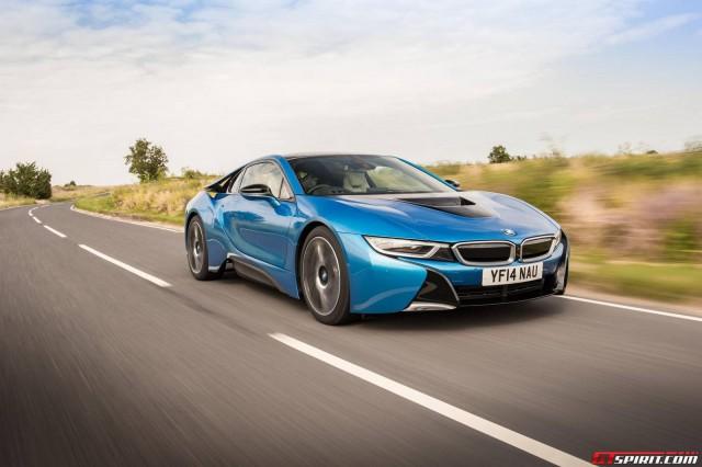 Siêu xe hybrid BMW I9 sắp xuất hiện