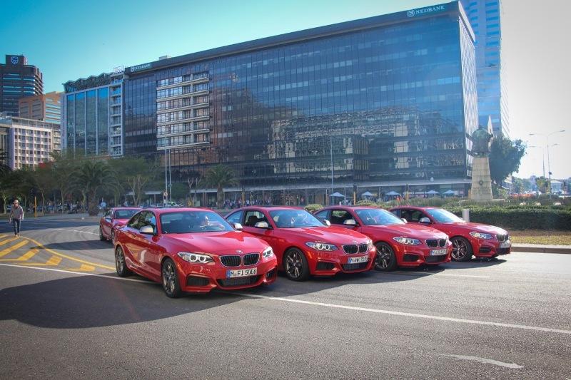 Màn driftmob siêu sốc của dàn BMW M235i