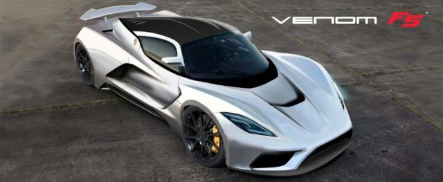 Quyết chiến Veyron, Hennessey tung siêu xe mạnh 1.400 mã lực