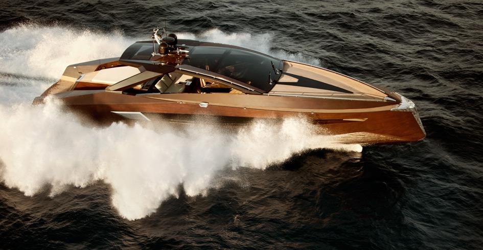 Khám phá thiết kế tuyệt mỹ của du thuyền Beyond Words