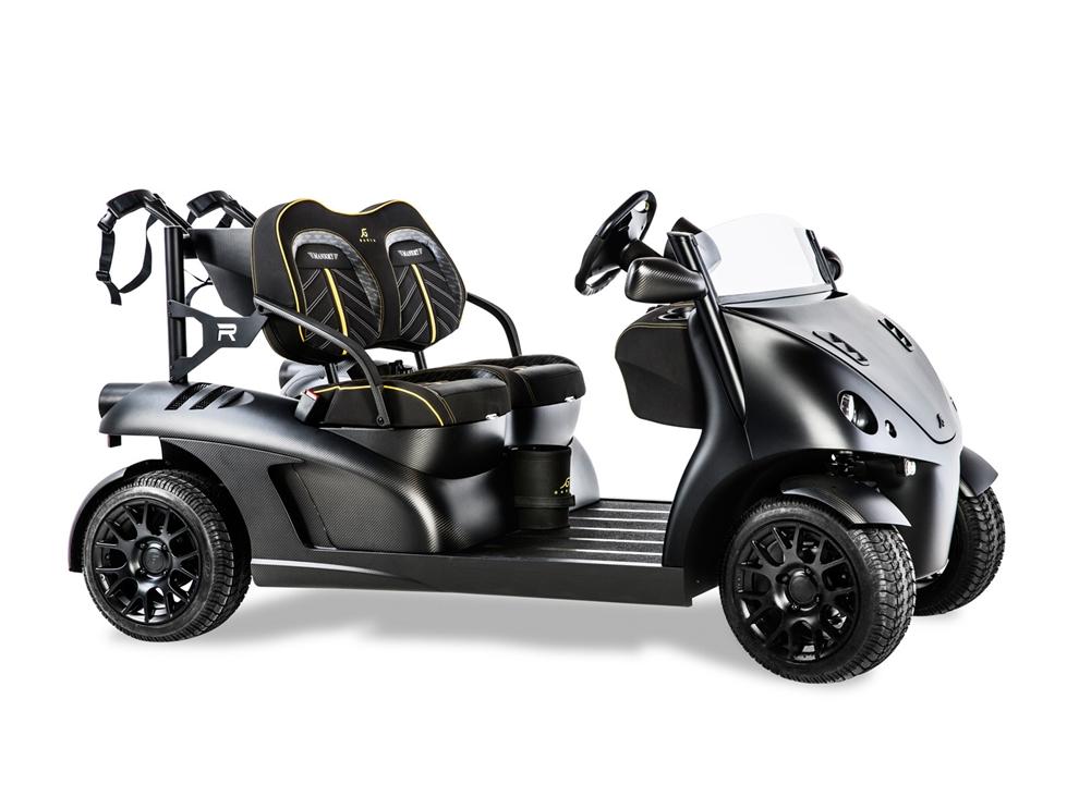 Garia Mansory Currus, xe golf đắt nhất thế giới