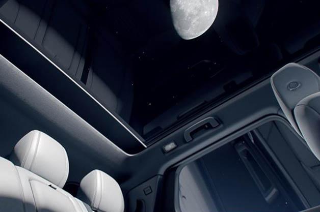 Khám phá nội thất tiện nghi của Land Rover Discovery Sport